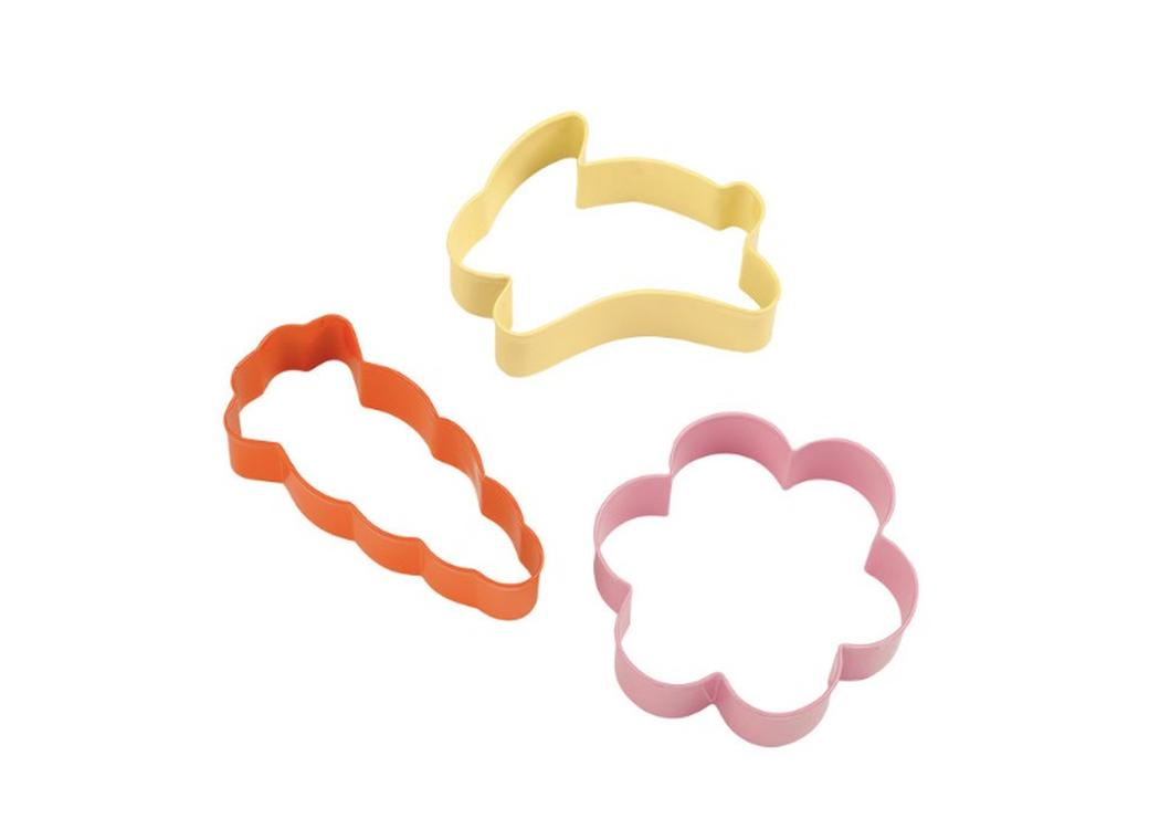 Wilton Spring 3pc Cookie Cutter Set