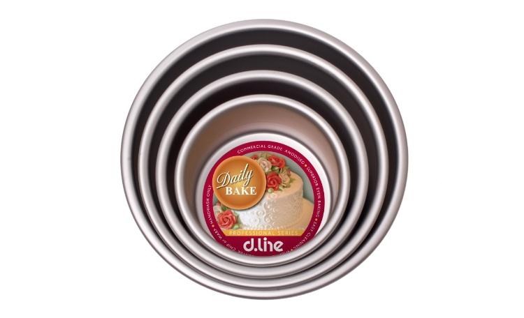 "4"" Round Cake Pan"