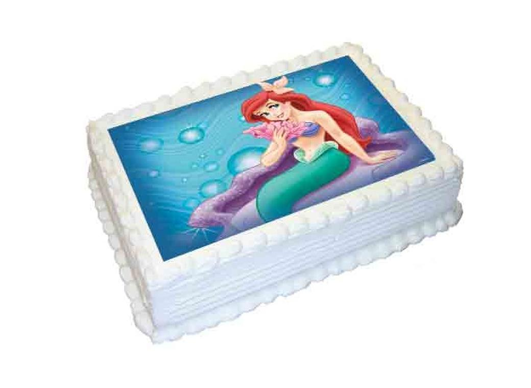 Edible Icing Image - Ariel A4