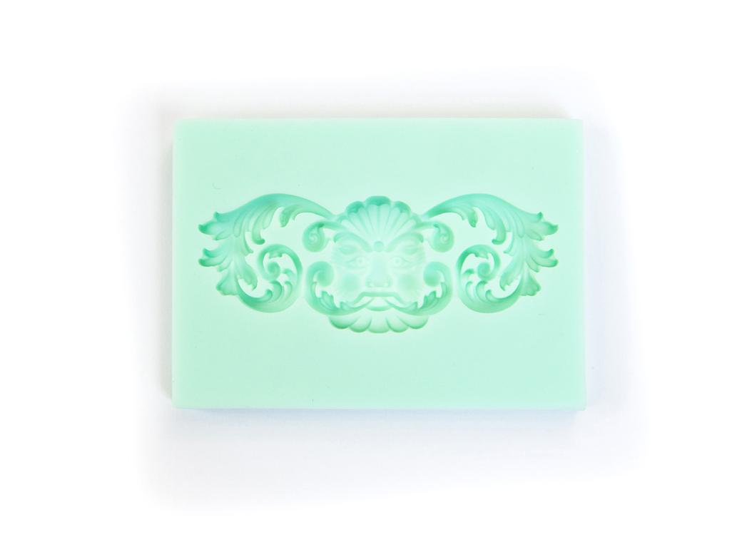 Art Decor Silicone Mould - Wind