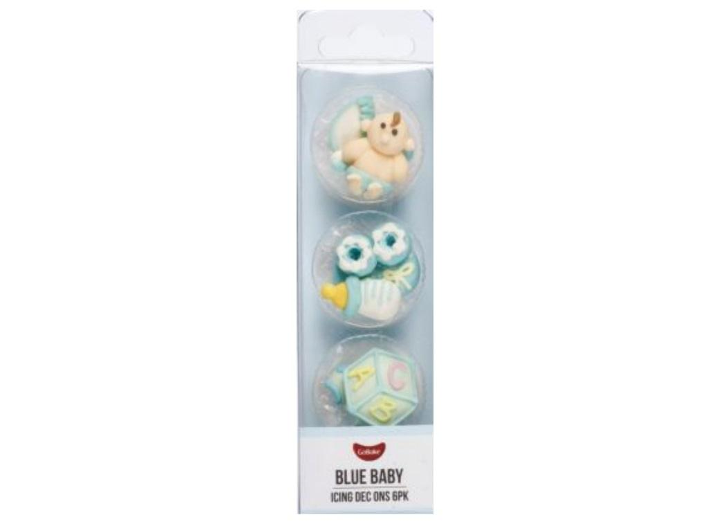 Dec Ons Baby Blue 6pk