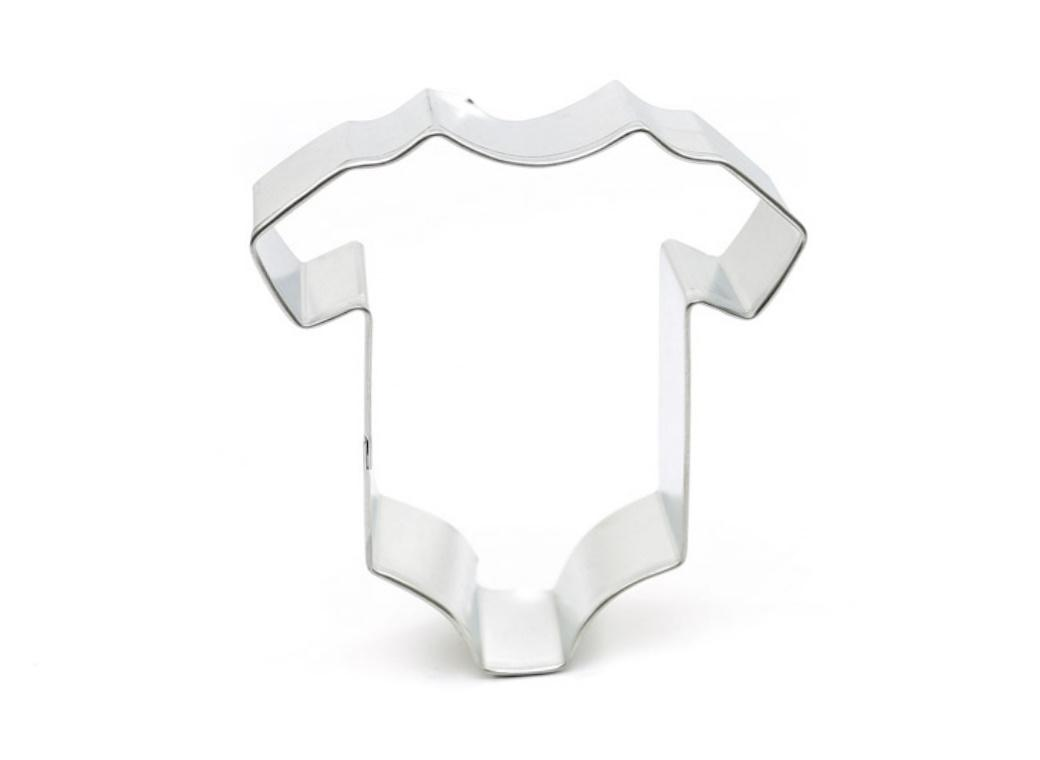 Baby Bodysuit Cookie Cutter