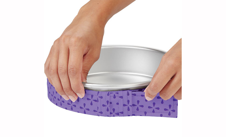 Wilton 2pc Bake-Even Strip Set