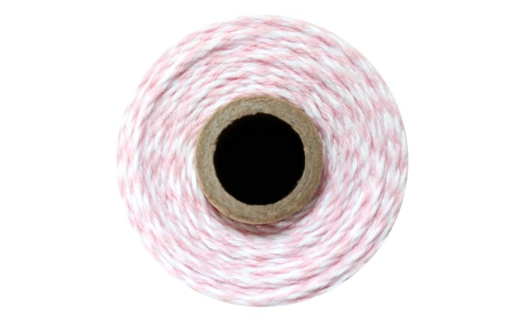 100% Cotton Bakers Twine – Blossom