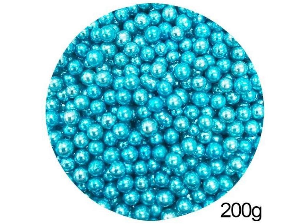 Blue Cachous 5mm 200g