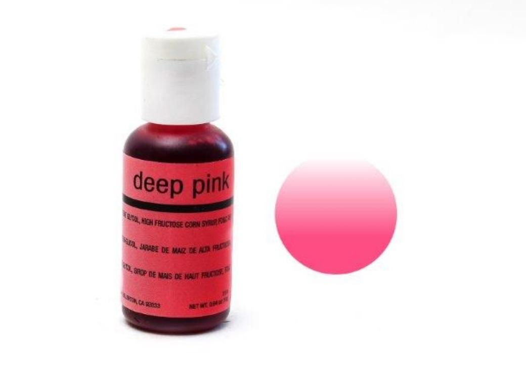 Chefmaster Airbrush Colour - Deep Pink