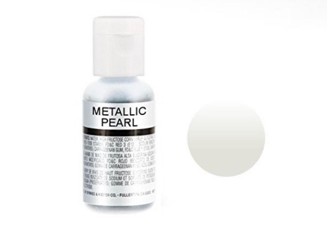 Chefmaster Airbrush Colour - Metallic Pearl