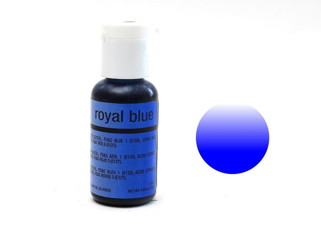 Chefmaster Airbrush Colour - Royal Blue