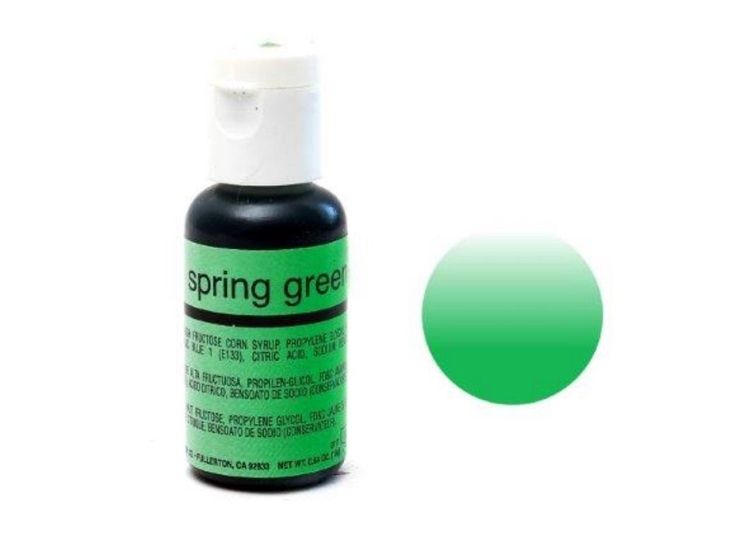 Chefmaster Airbrush Colour - Spring Green