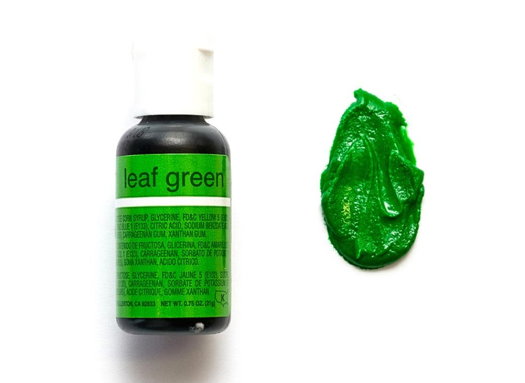 Chefmaster Gel Colour - Leaf Green