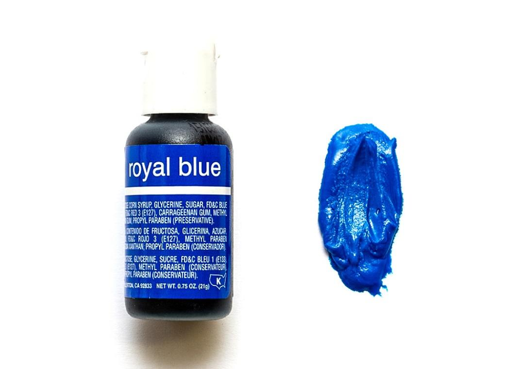 Chefmaster Gel Colour - Royal Blue