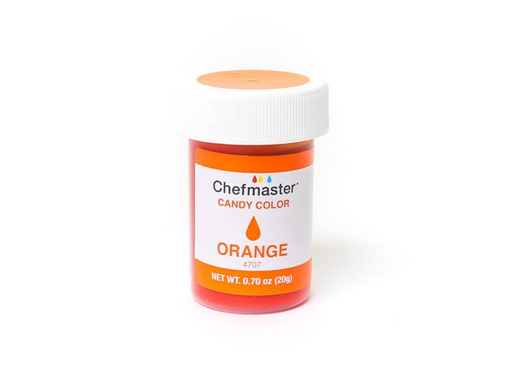 Chefmaster Liquid Candy Colour 20g - Orange