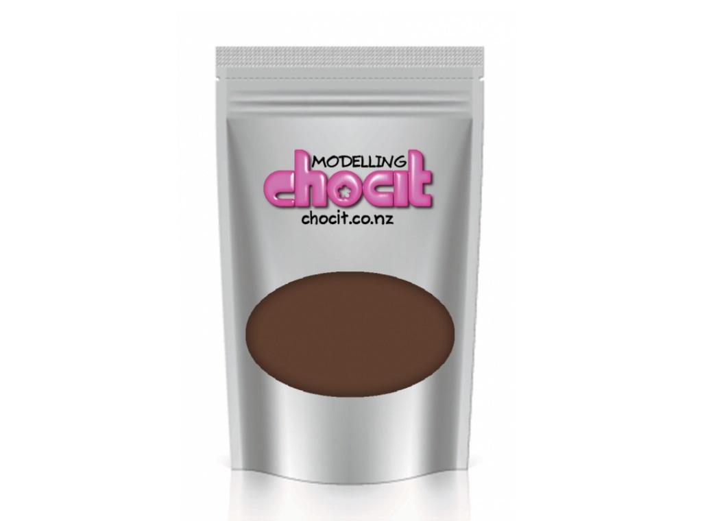 Chocit Modelling Chocolate - Brown
