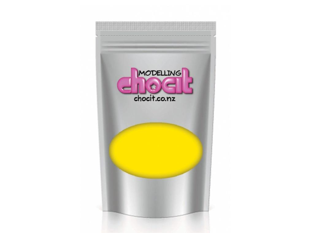 Chocit Modelling Chocolate - Yellow