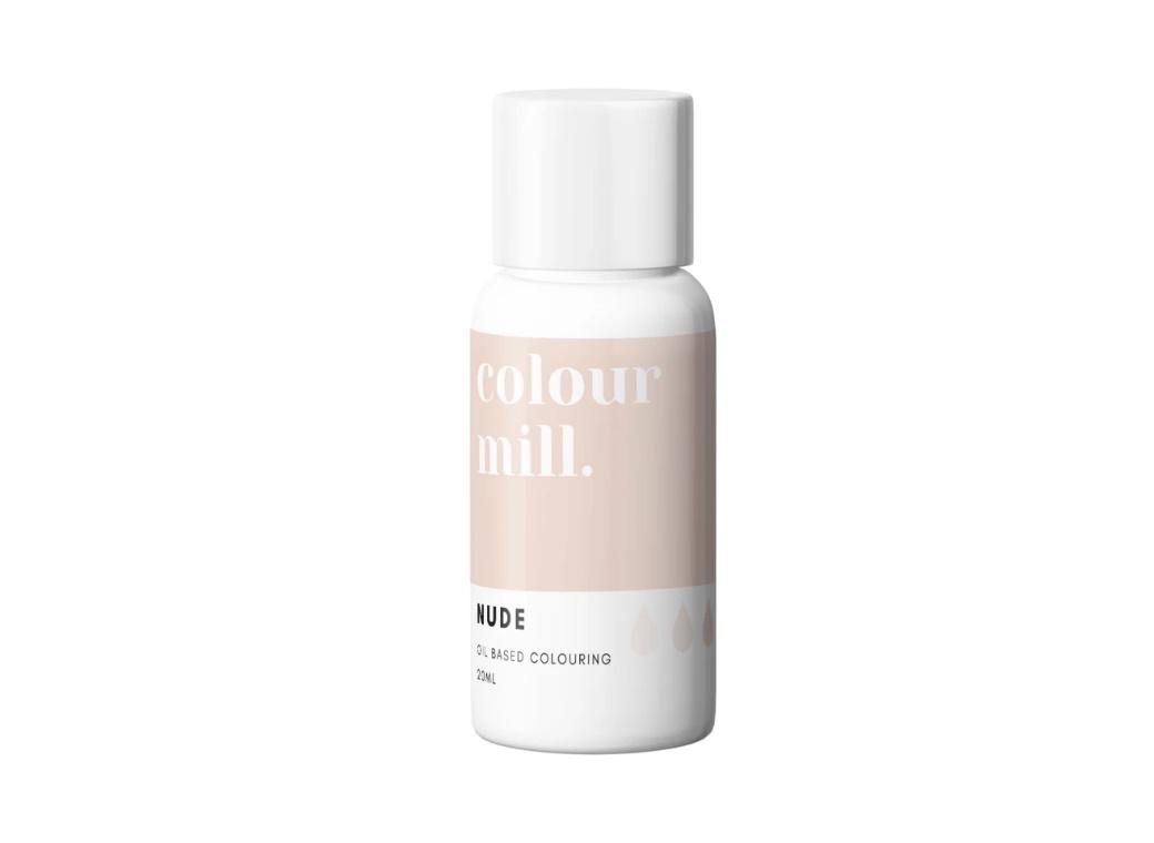 Colour Mill Oil Based Colouring 20ml - Nude