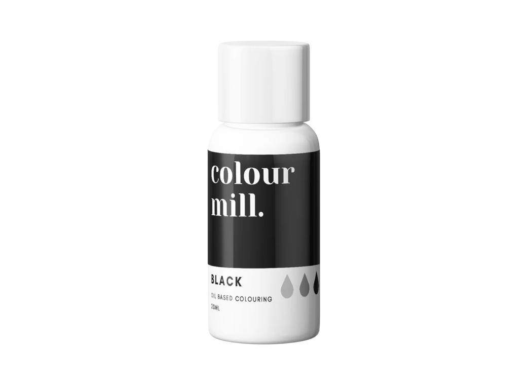 Colour Mill Oil Based Colouring - Black