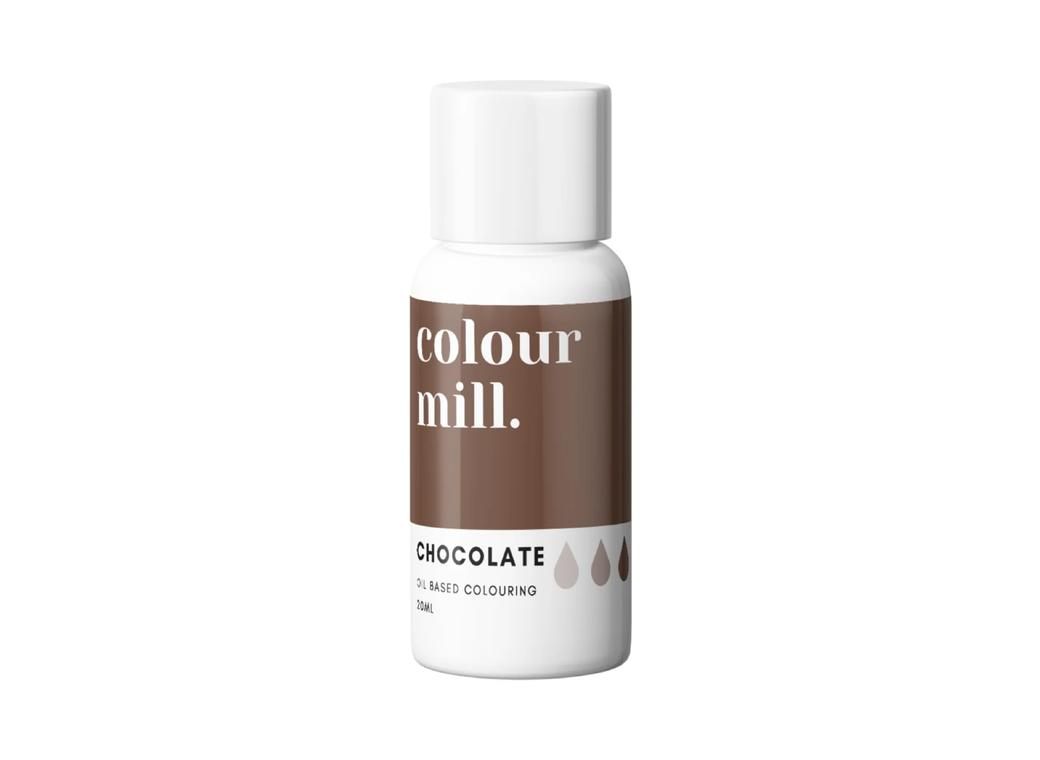 Colour Mill Oil Based Colouring - Chocolate