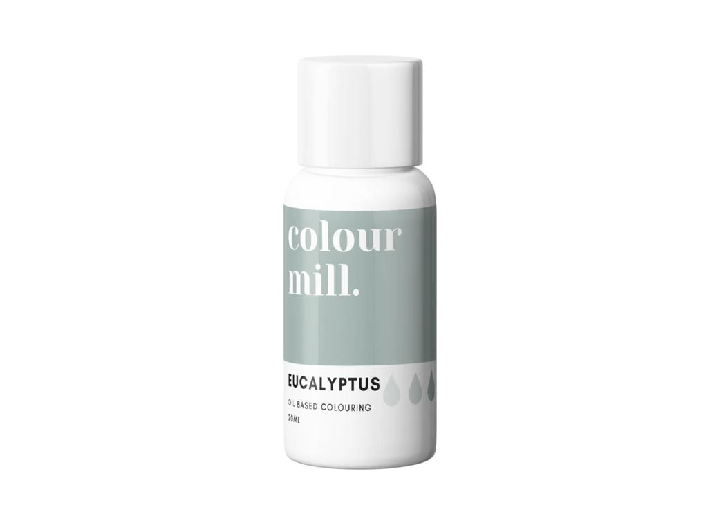 Colour Mill Oil Based Colouring - Eucalyptus