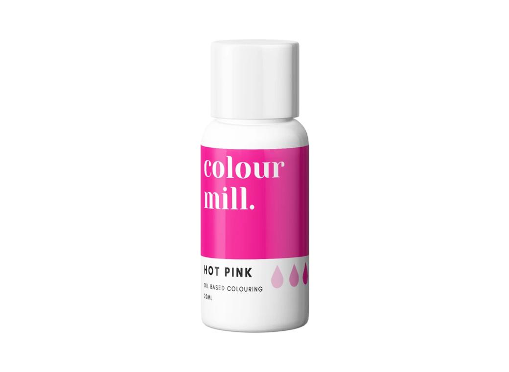 Colour Mill Oil Based Colouring - Hot Pink