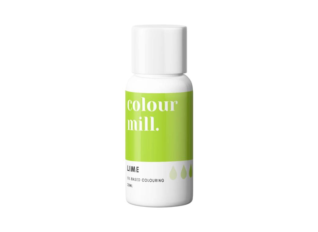 Colour Mill Oil Based Colouring - Lime