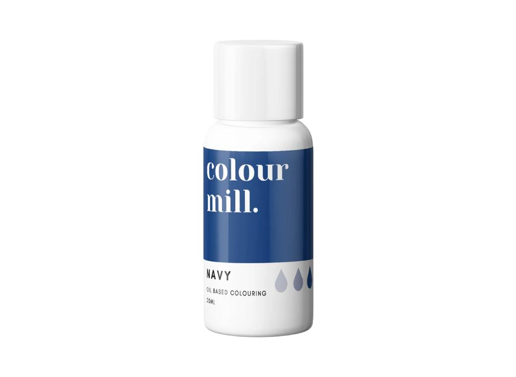 Colour Mill Oil Based Colouring - Navy