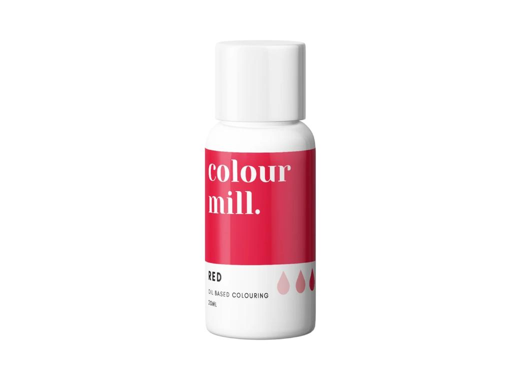 Colour Mill Oil Based Colouring - Red