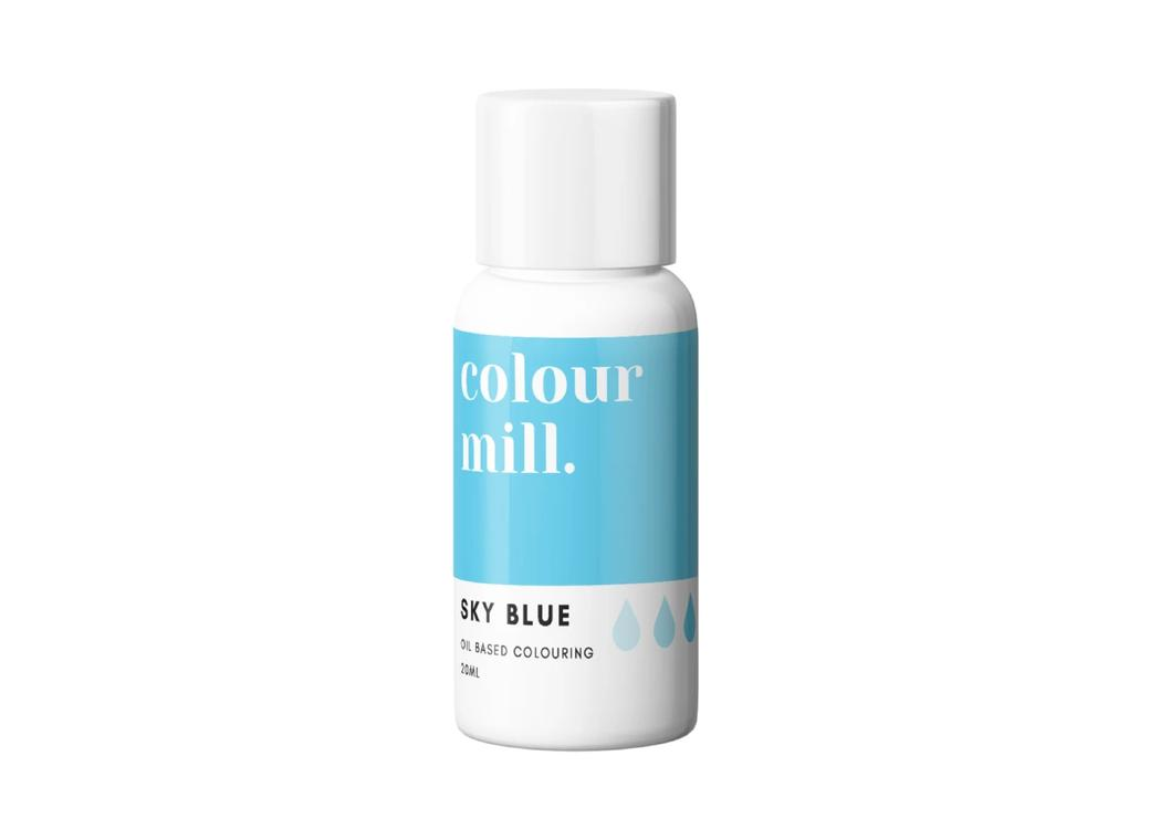 Colour Mill Oil Based Colouring - Sky Blue