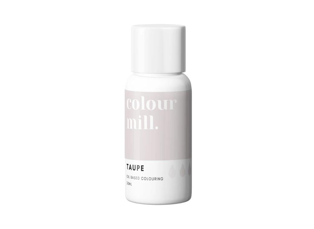 Colour Mill Oil Based Colouring 20ml - Taupe