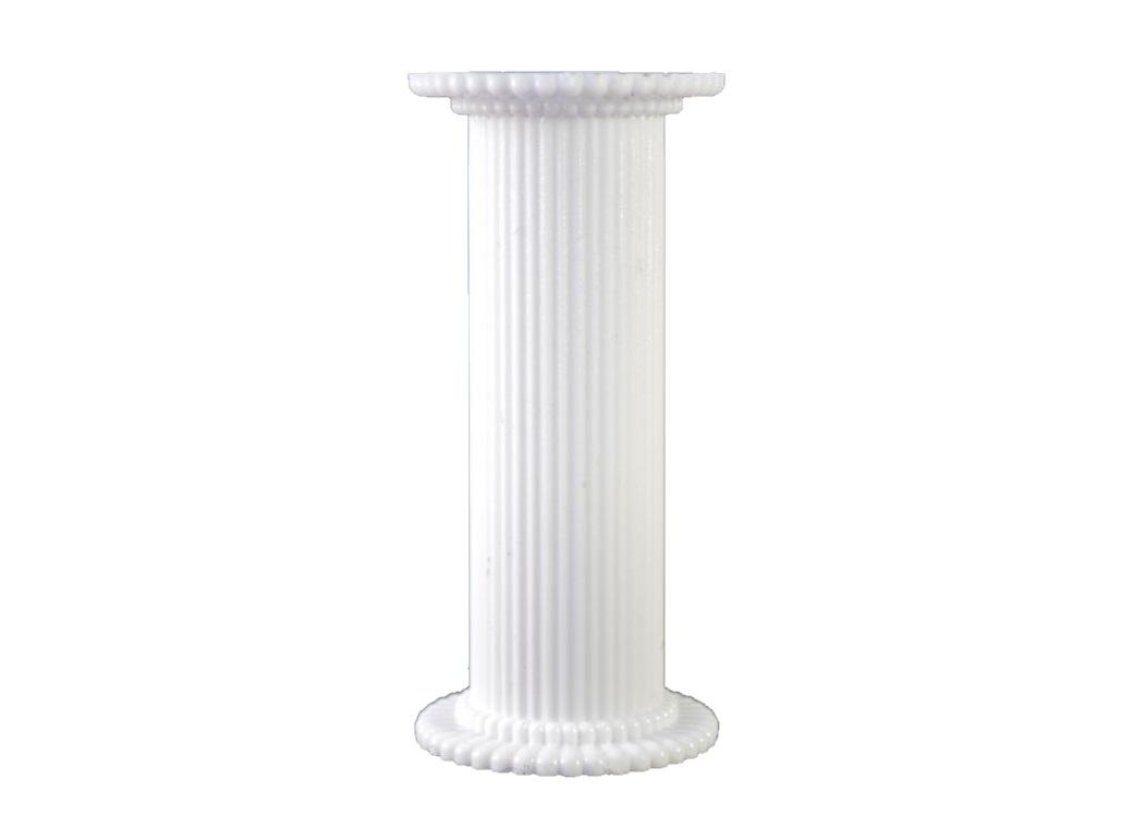 White Pillar 3in