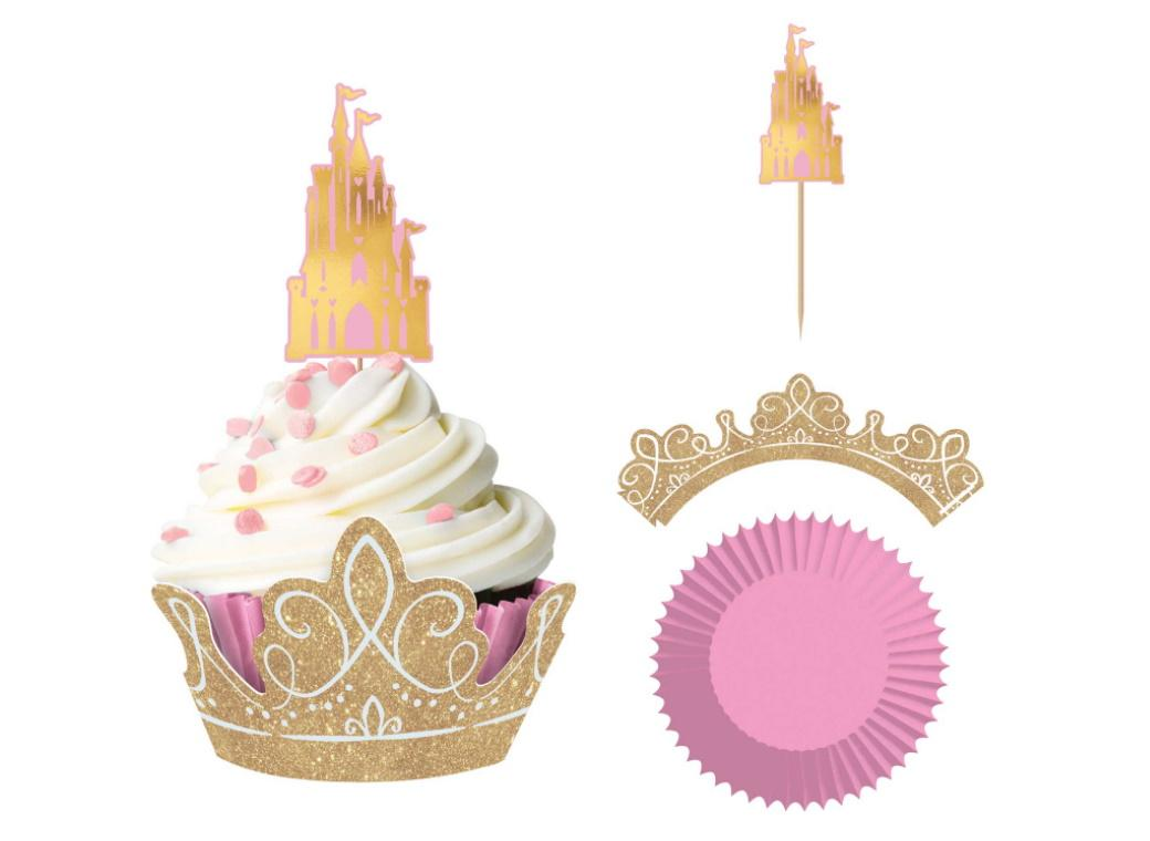 Disney Princess Cupcake Decorating Kit