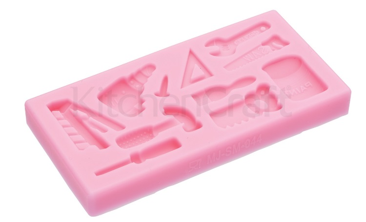 DIY Silicone Mould