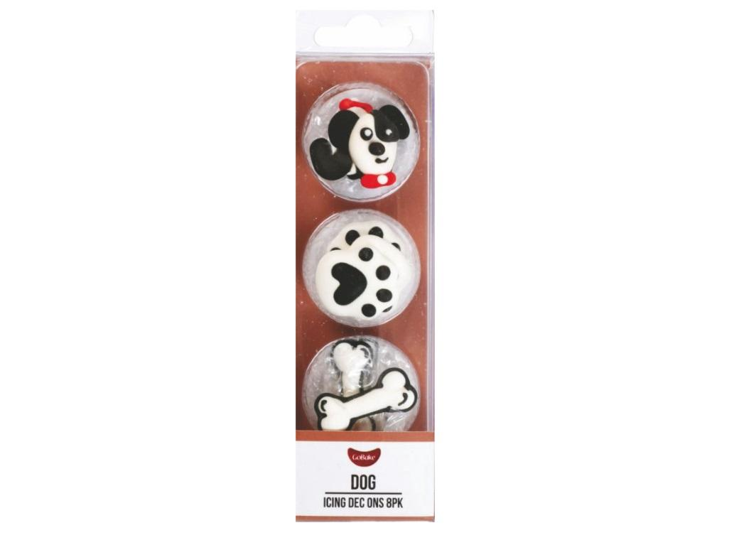 Dec Ons Dogs 8pk