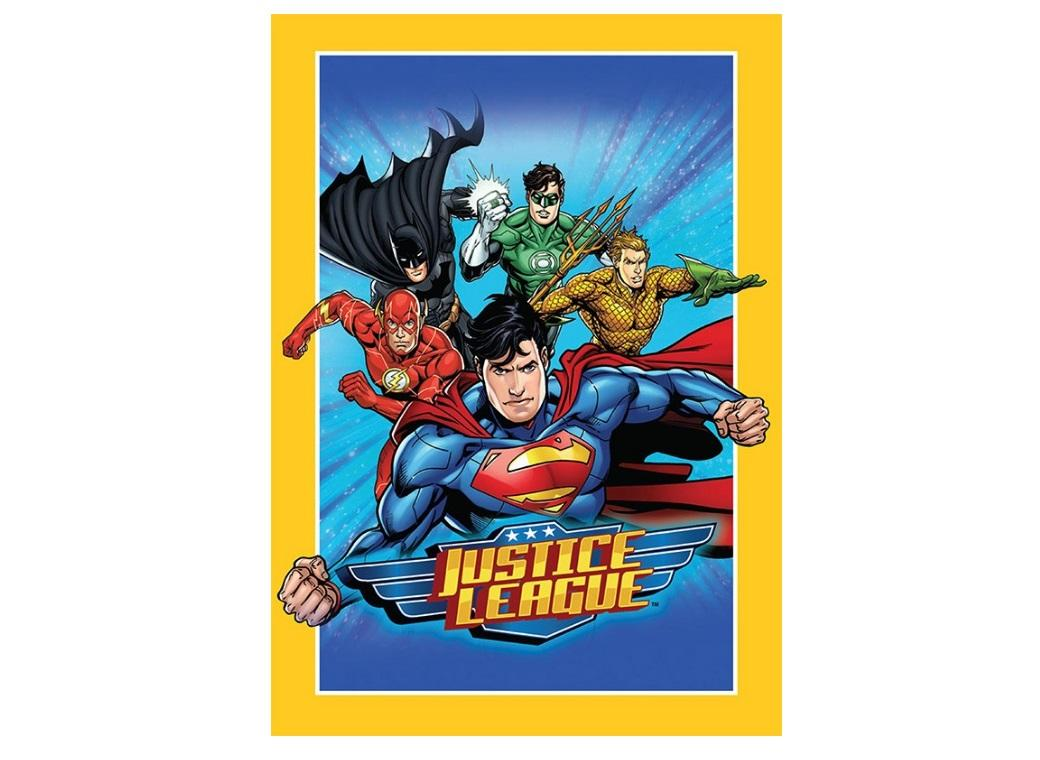 Edible Icing Image - Justice League A4
