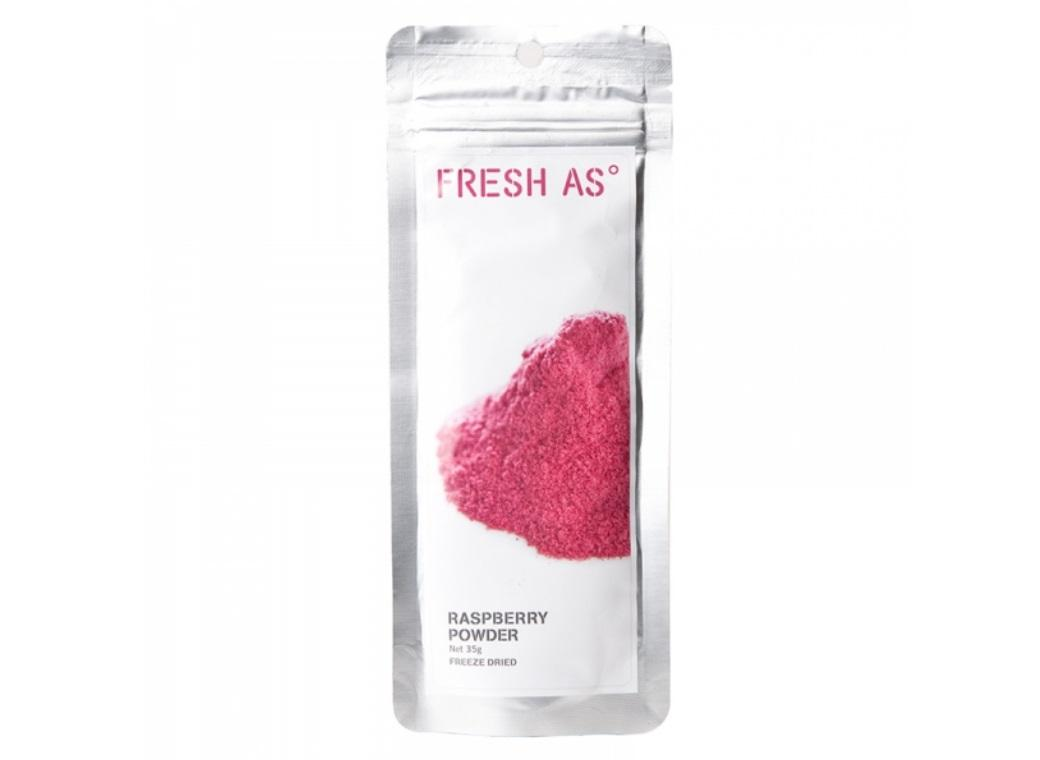 Fresh As Freeze Dried Raspberry Powder