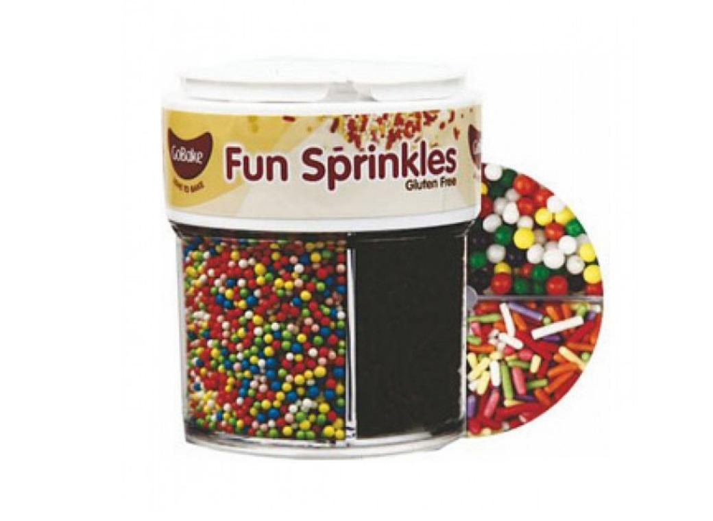GoBake Sprinkles Collection - Fun