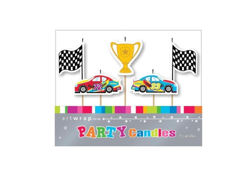 Party Candles - Grand Prix
