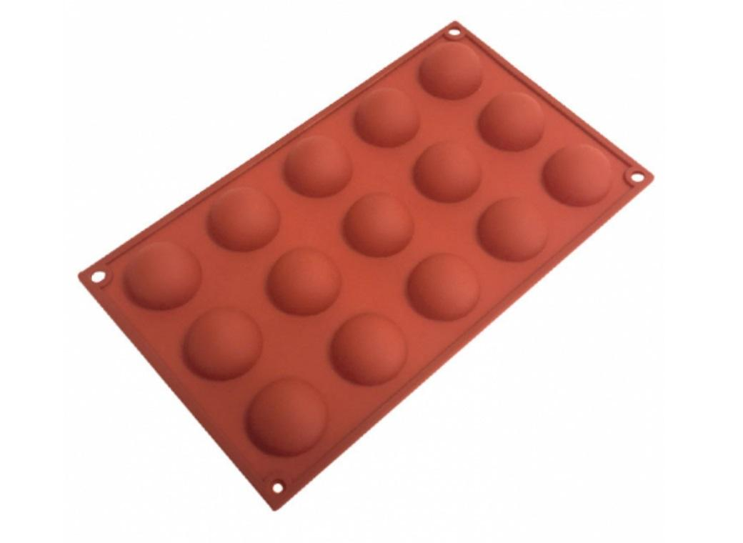 Half Sphere Silicone Baking Mould - 38mm