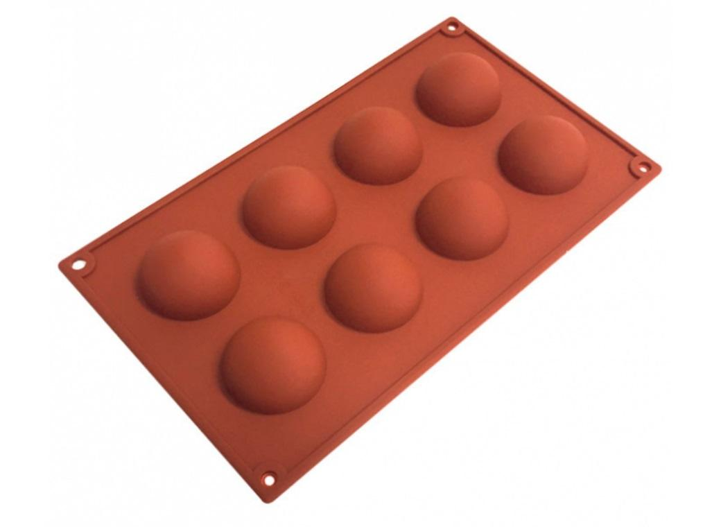 Half Sphere Silicone Baking Mould - 50mm