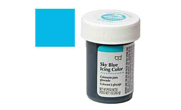 Wilton Gel Colours | Cake & Kitchen