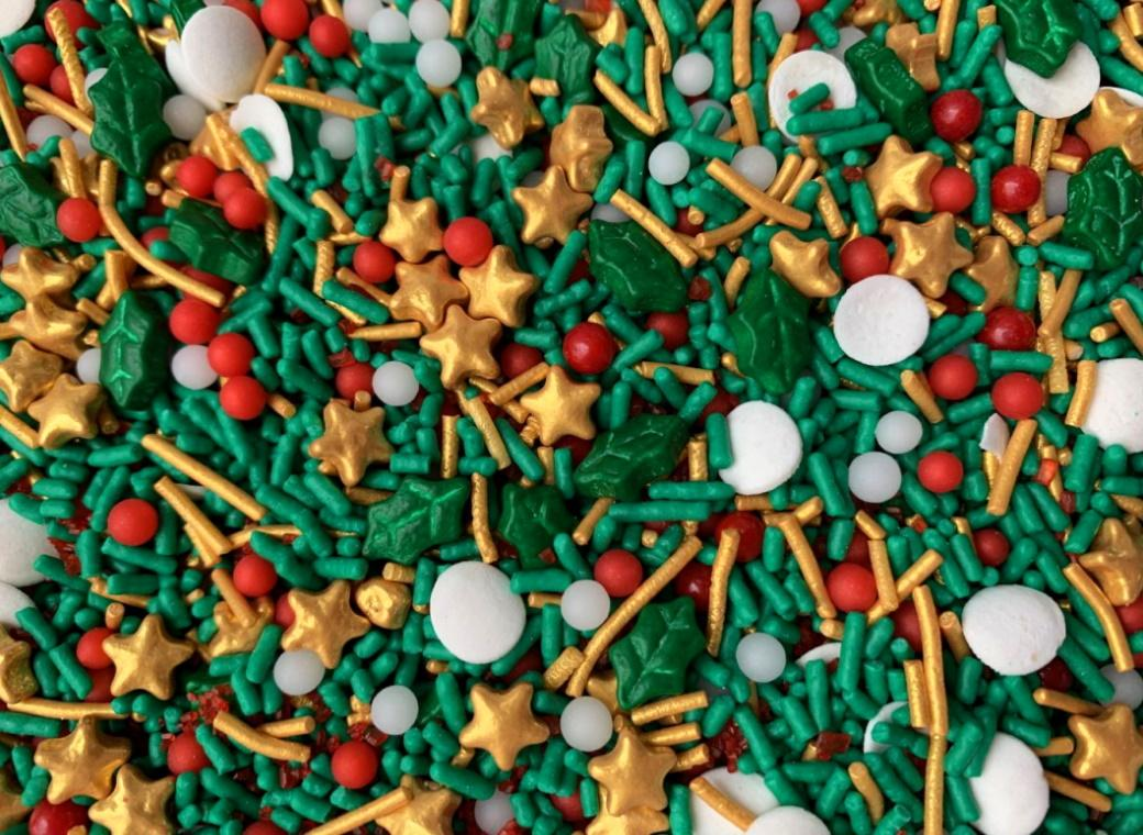 Sprinkle Medley - Jolly Holly