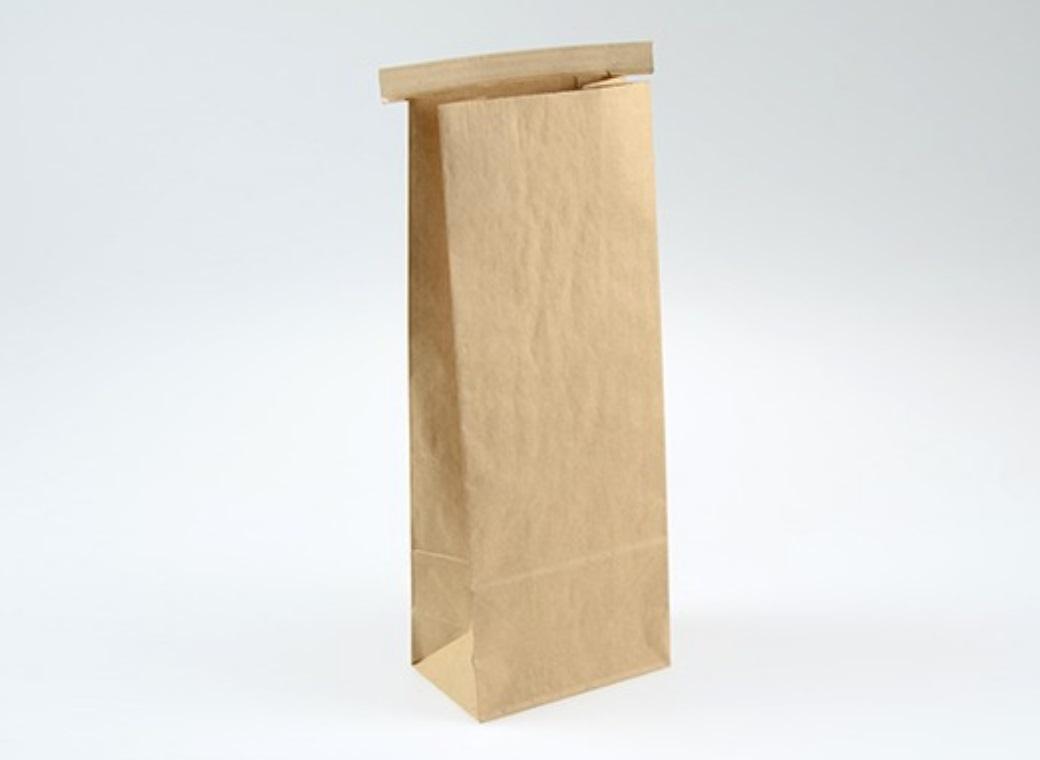 Kraft Tin Tie Bags - Small
