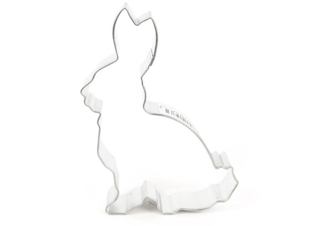 Large Bunny Cookie Cutter