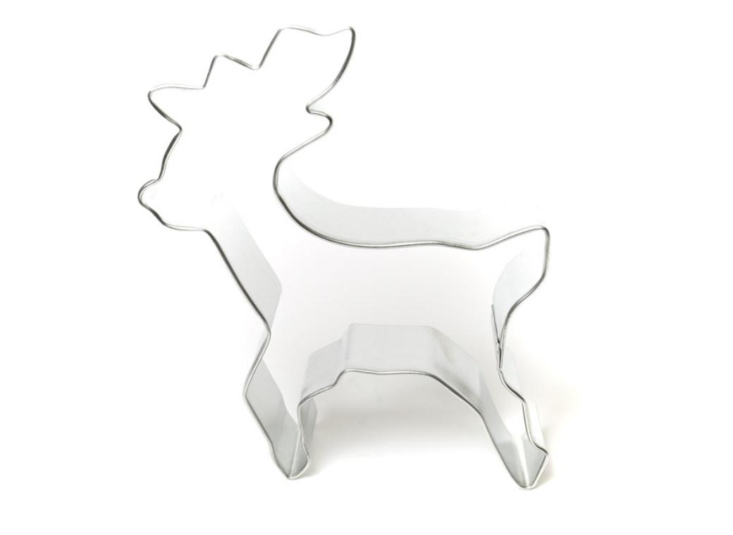 Large Reindeer Cookie Cutter