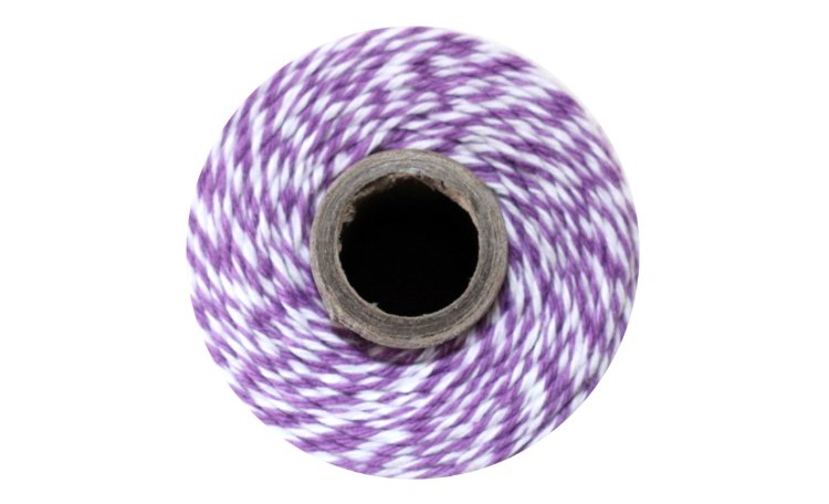 100% Cotton Bakers Twine – Lilac
