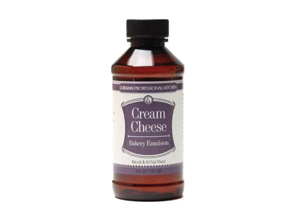 LorAnn Cream Cheese Bakery Emulsion 4oz