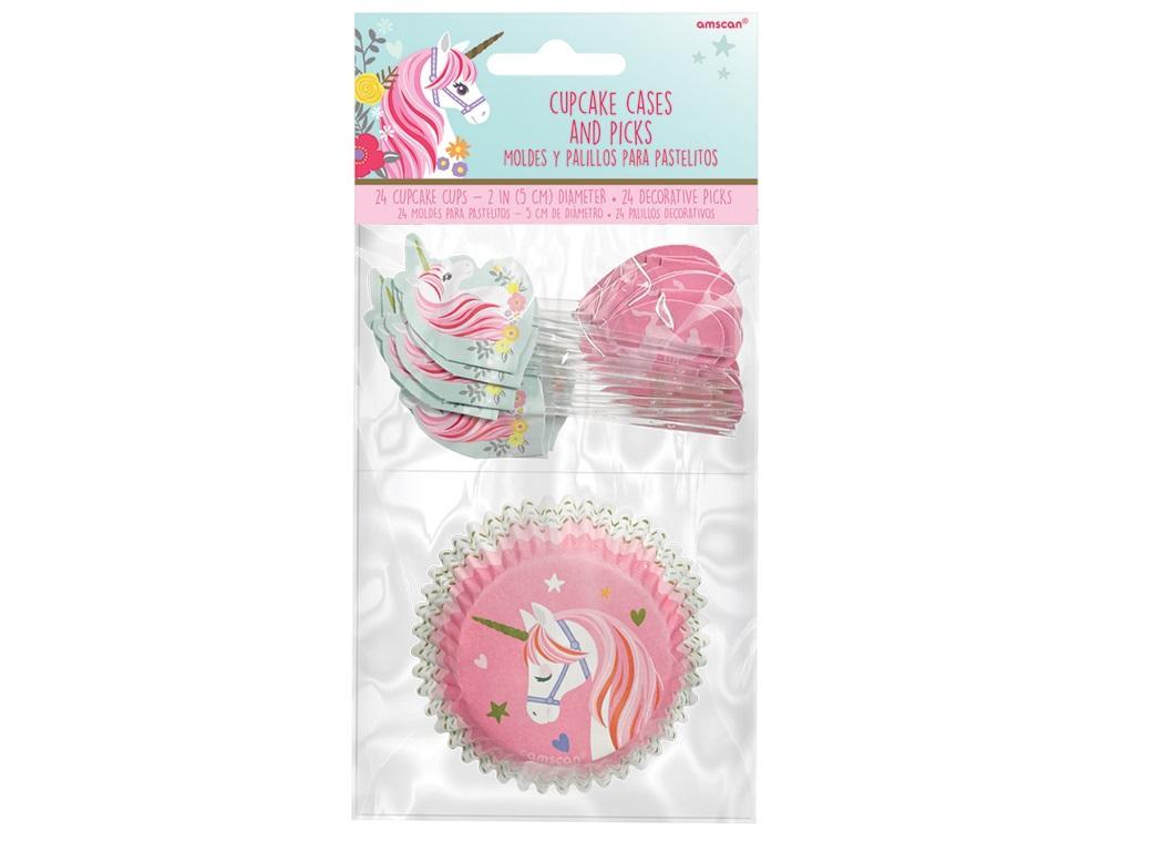 Magical Unicorn Cupcake Kit