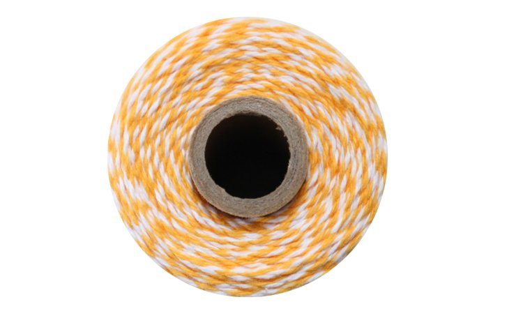 100% Cotton Bakers Twine – Lemondrop