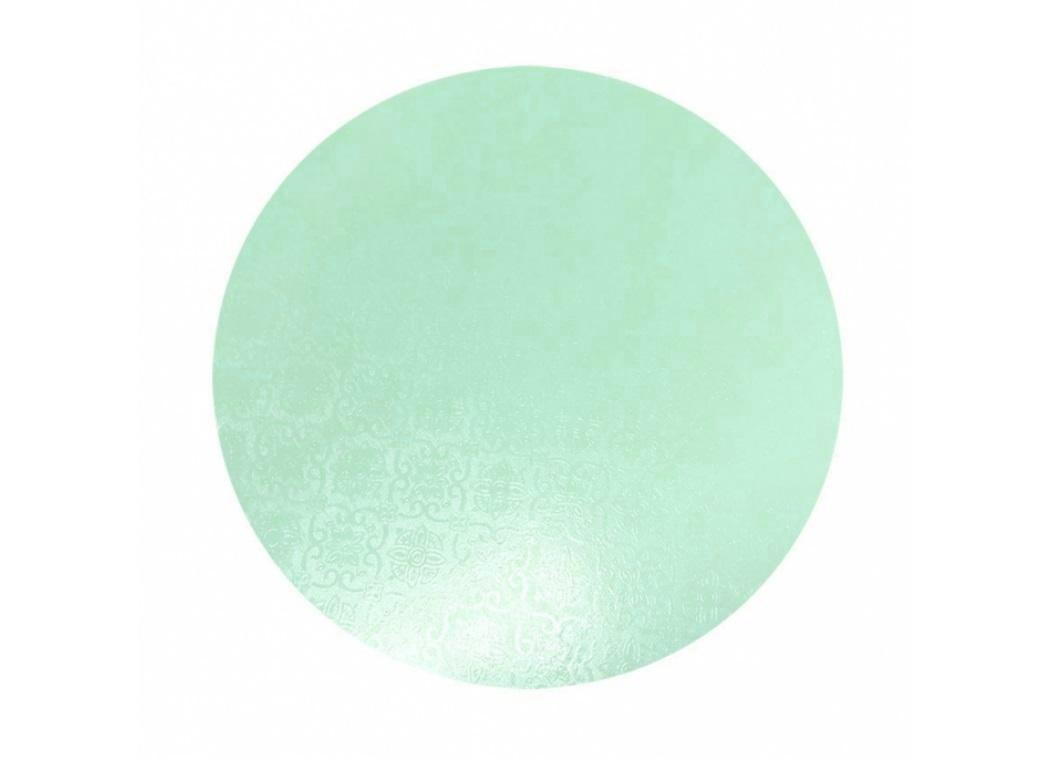 Mint Masonite Cake Board Round 10""