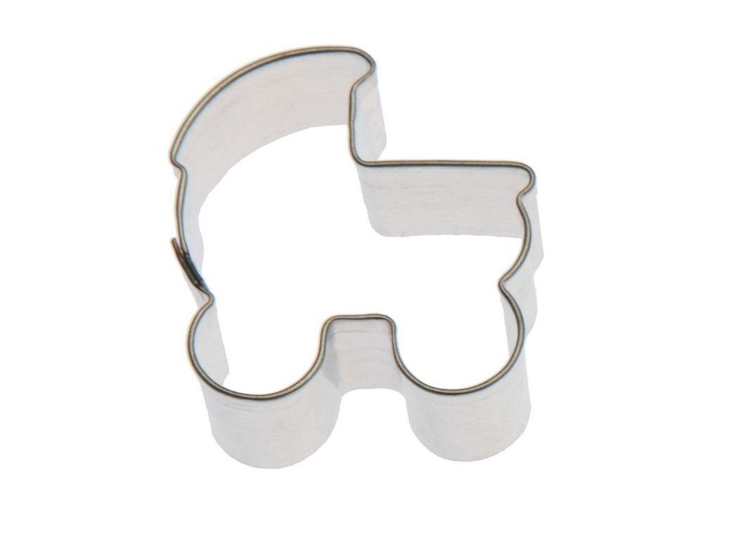 Mini Cookie Cutter - Baby Carriage