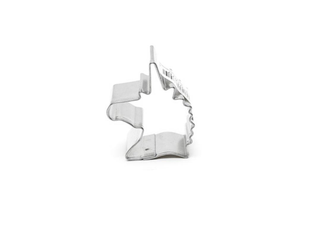 Mini Cookie Cutter - Unicorn